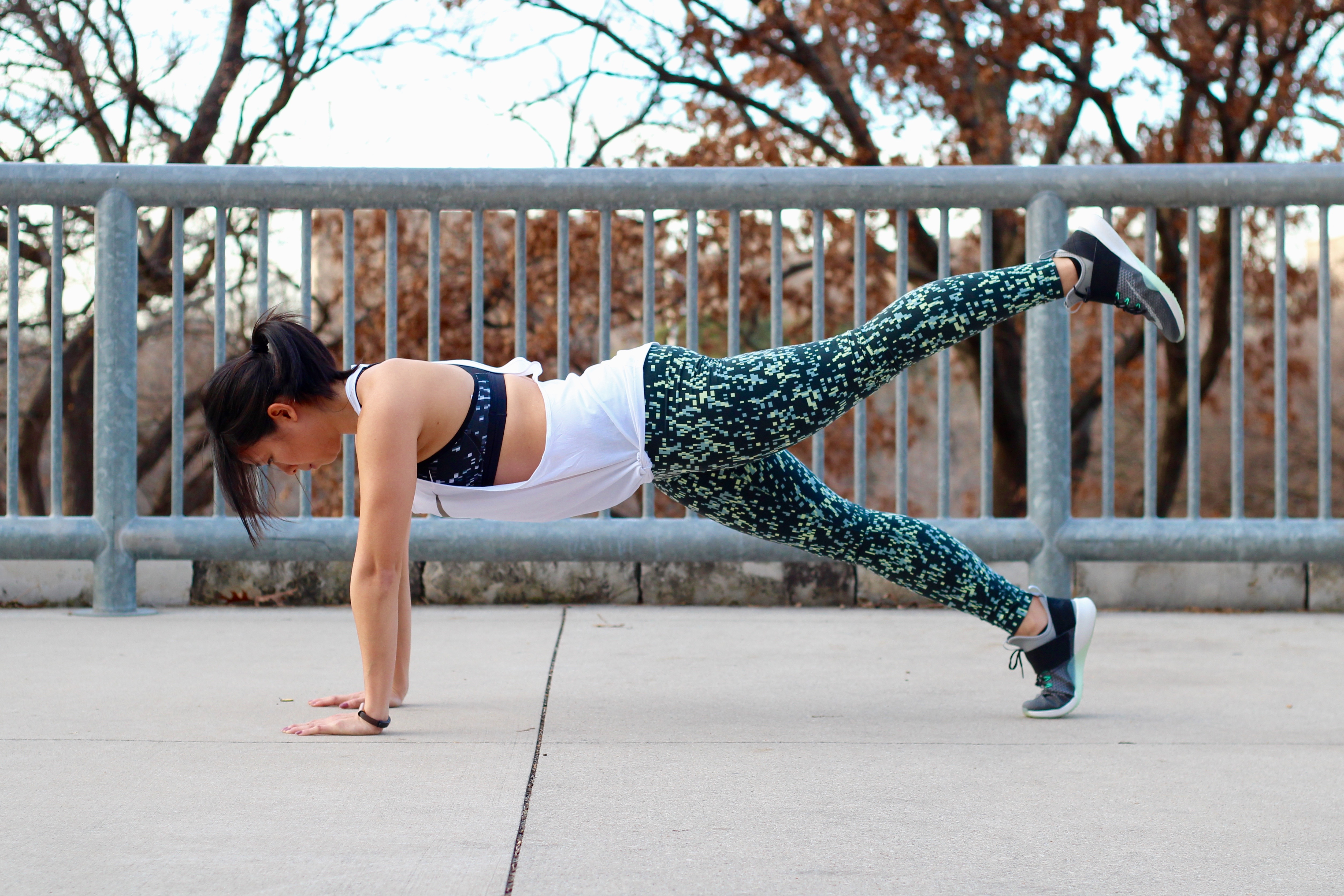 Get Outside: 5 Outdoor Workout Exercises to Try - Deep ...
